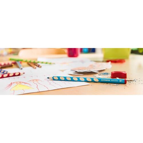 Farbstift EASYcolors Rechtshänder rosa Stabilo 332/350 Produktbild Additional View 3 L