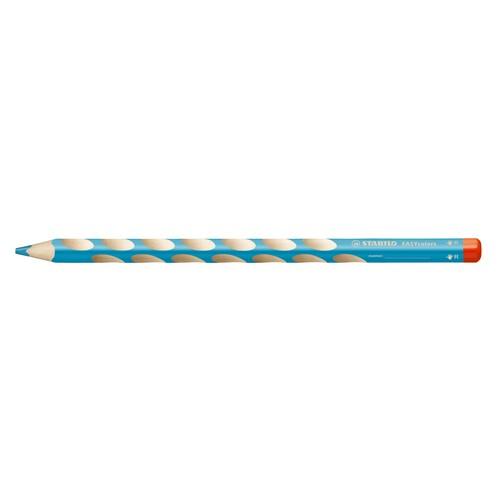 Farbstift EASYcolors Rechtshänder himmelblau Stabilo 332/455 Produktbild
