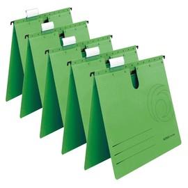 Hängehefter UniReg kaufmännische Heftung grün Herlitz 5874987 (PACK=5 STÜCK) Produktbild