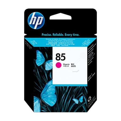 Druckkopfpatrone 85 für HP DesignJet 30/90/130 20ml magenta HP C9421A Produktbild Front View L