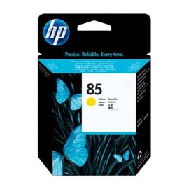 Druckkopfpatrone 85 für HP DesignJet 30/90/130 20ml yellow HP C9422A Produktbild