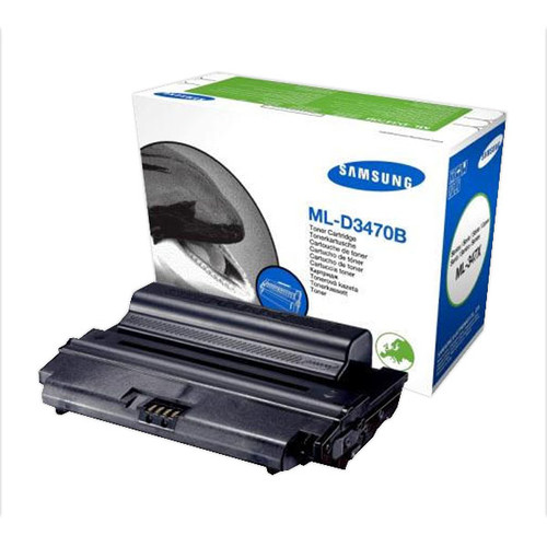 Toner für Samsung ML3470D/3471/3475 10000Seiten schwarz SU672A Produktbild Front View L