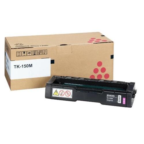 Toner TK-150M für FS-C1020 6000Seiten magenta Kyocera 1T05JKBNL0 Produktbild Front View L
