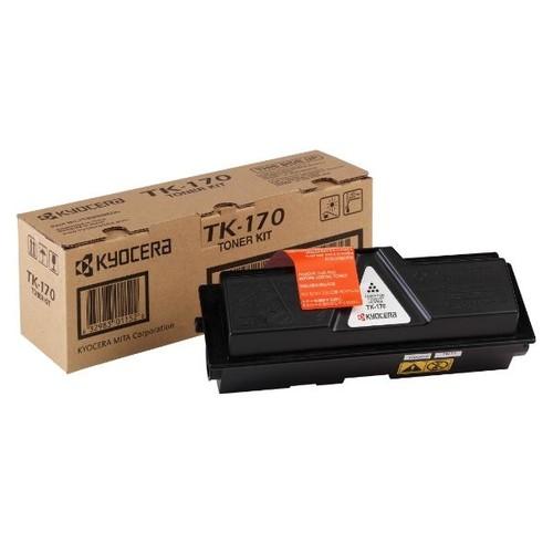 Toner TK-170 für FS1320/1370DN/ECOSYS P2135 7200Seiten schwarz Kyocera 1T02LZ0NLC Produktbild Front View L