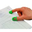 Blattwender Größe 3 ø 17mm grün Läufer 77319 (PACK=100 STÜCK) Produktbild Additional View 1 S