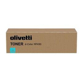 Toner für D-Color MF450/550 27000Seiten cyan Olivetti B0654 Produktbild