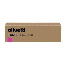 Toner für D-Color MF450/550 27000Seiten magenta Olivetti B0653 Produktbild