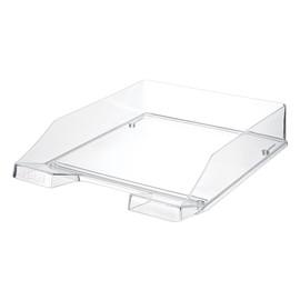 Briefkorb Standard für A4 243x57x335mm glasklar kunststoff HAN 1026-X-23 Produktbild