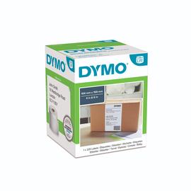 LabelWriter-Versandetiketten extra groß 104x159mm weiß Dymo S0904980 (RLL=220 ETIKETTEN) Produktbild