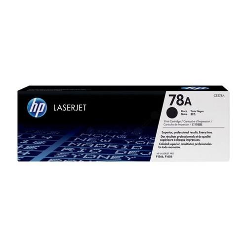 Toner 78A für Laserjet Pro P1566/P1606/1600 2100Seiten schwarz HP CE278A Produktbild Front View L