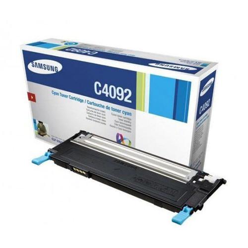 Toner C4092S für Samsung CLP-310/315/ CLX3170/3175 1000Seiten cyan SU005A Produktbild Front View L