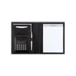 Schreibmappe A5 BORMIO I mit Taschenrechner Lederimitat Alassio 43008-1 Produktbild