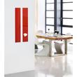 Glas-Magnetboard artverum 120x780x15mm rot inkl. Magnete Sigel GL104 Produktbild Additional View 6 S