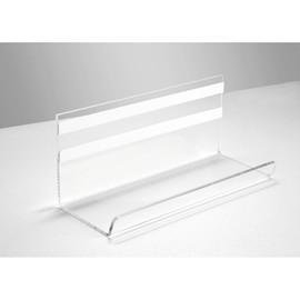Stifteschale artverum 170x75x70mm glasklar Acryl klebbar Sigel GL199 Produktbild