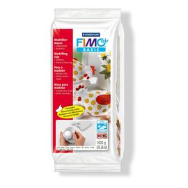 Modelliermasse FIMOAIR Basic lufthärtend 1000g weiß Staedtler 8101-0 Produktbild