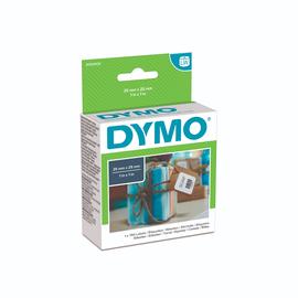 LabelWriter-Vielzwecketiketten quadratisch 25x25mm weiß Dymo S0929120 (RLL=750 ETIKETTEN) Produktbild