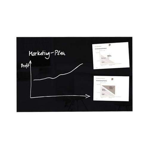 glas magnetboard artverum. Black Bedroom Furniture Sets. Home Design Ideas