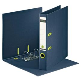 Ordner Recycle A4 50mm dunkelblau Pappe Leitz 1003-00-69 Produktbild