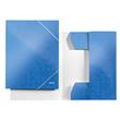 Eckspanner WOW A4 für 250Blatt blau metallic PP-laminierter Karton Leitz 3982-00-36 Produktbild