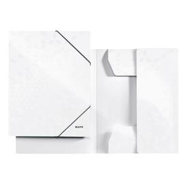 Eckspanner WOW A4 für 250Blatt perlweiß PP-laminierter Karton Leitz 3982-00-01 Produktbild