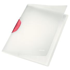 Klemmmappe ColorClip Magic A4 bis 30Blatt rot PP Leitz 4174-00-25 Produktbild