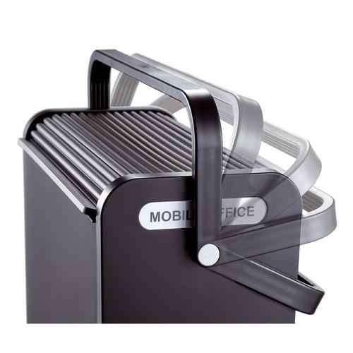 Mobilbox 425x200x375mm schwarz/schwarz Helit H6110195 Produktbild Default L