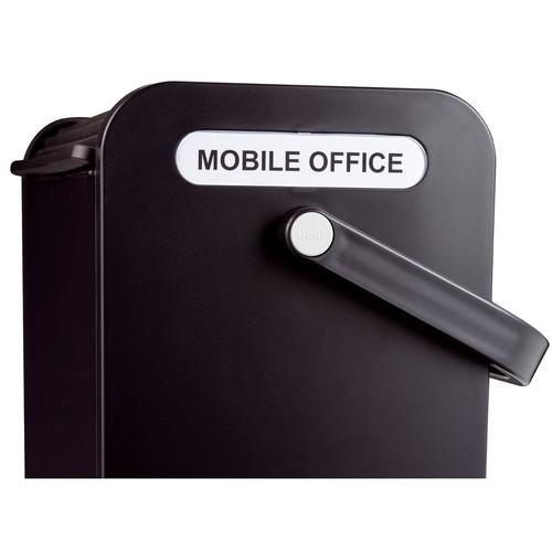 Mobilbox 425x200x375mm schwarz/schwarz Helit H6110195 Produktbild Additional View 9 L