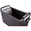 Mobilbox 425x200x375mm schwarz/schwarz Helit H6110195 Produktbild Additional View 4 S