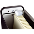 Mobilbox 425x200x375mm schwarz/schwarz Helit H6110195 Produktbild Side View S
