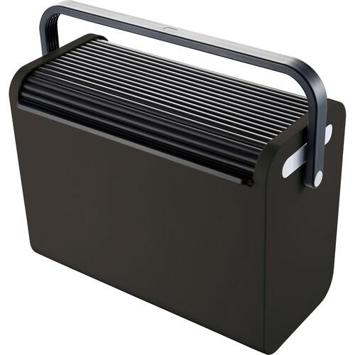 Mobilbox 425x200x375mm schwarz/schwarz Helit H6110195 Produktbild Additional View 6 L