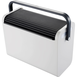 Mobilbox 425x200x375mm schwarz/lichtgrau Helit H6110198 Produktbild