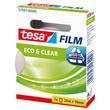 Klebefilm Eco & Clear 19mm x 33m transparent klar Tesa 57043-00000-00 (RLL=33 METER) Produktbild Additional View 2 S