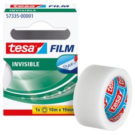 Klebefilm Invisible 19mm x 10m matt unsichtbar Tesa 57335-00001-00 (RLL=10 METER) Produktbild