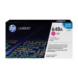 Toner 648A für Color Laserjet CP4525/CP4025 11000Seiten magenta HP CE263A Produktbild