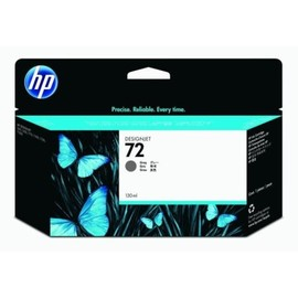 Tintenpatrone 72 für HP DesignJet T1100/T610 130ml grau HP C9374A Produktbild