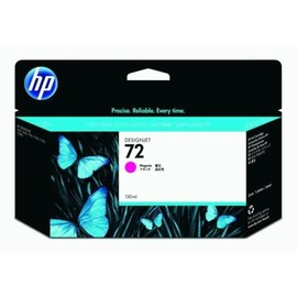 Tintenpatrone 72 für HP DesignJet T1100/T610 130ml magenta HP C9372A Produktbild