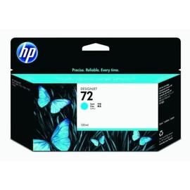 Tintenpatrone 72 für HP DesignJet T1100/T610 130ml cyan HP C9371A Produktbild