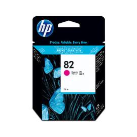 Tintenpatrone 82 für HP DesignJet 500/510 28ml magenta HP CH567A Produktbild