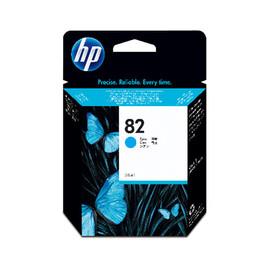 Tintenpatrone 82 für HP DesignJet 500/510 28ml cyan HP CH566A Produktbild
