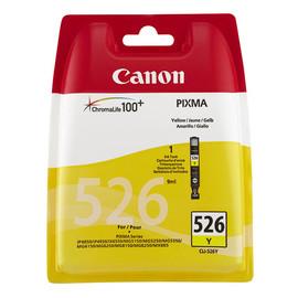 Tintenpatrone CLI-526Y für Canon Pixma IP4850/MG5150 9ml yellow Canon 4543b001 Produktbild