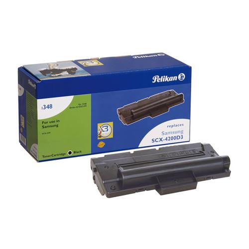 Toner Gr. 1348 (SCX4200D3) für SCX 4200 3000Seiten schwarz Pelikan 4203199 Produktbild Front View L