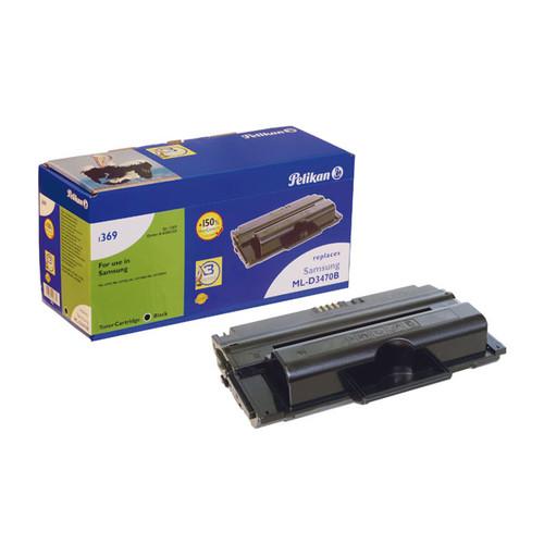 Toner Gr. 1369 (MLD3470B) für ML3470d/3471DK 10000Seiten schwarz Pelikan 4208330 Produktbild Front View L