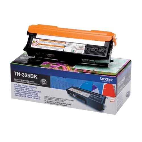 Toner für HL-4140CN/4150CDN 4000Seiten schwarz Brother TN-325BK Produktbild Front View L