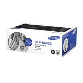 Toner K660B für Samsung CLP-607N/610ND/ 660 5500Seiten schwarz ST906A Produktbild
