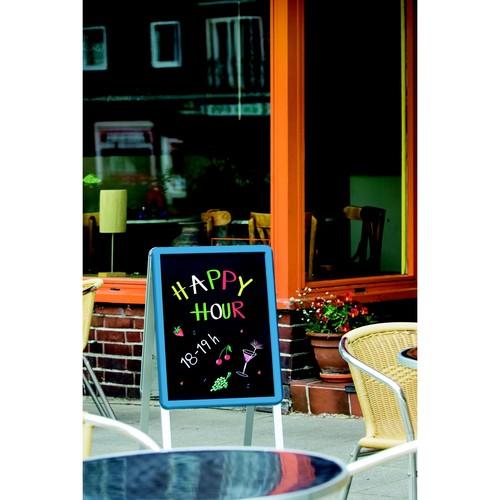 Windowmarker 4095 2-3mm Rundspitze neonorange Edding 4-4095066 Produktbild Additional View 2 L