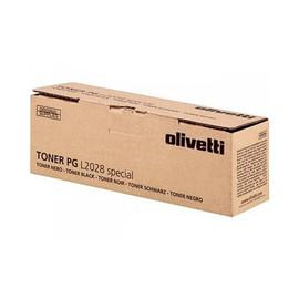 Toner für D-Copia 283/284MF 7200Seiten schwarz Olivetti B0740 Produktbild