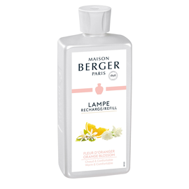 Raumduft Parfums Fleur d'Oranger / Orange Blossom 500ml Lamper Berger 115050 (FL=0,5 LITER) Produktbild