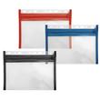 Reißverschlusstasche Velobag XXS zum Abheften 220x160mm rot PP Veloflex 4350020 Produktbild Additional View 1 S
