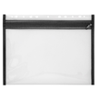 Reißverschlusstasche Velobag XS zum Abheften 305x230mm schwar PP Veloflex 4354080 Produktbild