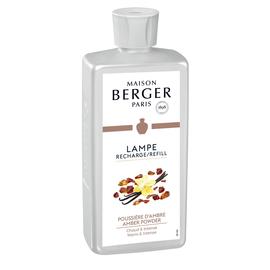 Raumduft Parfums Poussiére d'Ambre / Amber Powder 500ml Lampe Berger 115022 (FL=0,5 LITER) Produktbild
